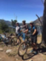 Sendero de MTB Lago Gutierrez   Picada lago Gutierrez   Sendero de MTB Picada La Paco   Alquilar bicicleta en Bariloche   Rent a bike Cerro Catedral  