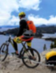 Travesias en Bicicleta Argentina Cicloturismo viajes en bici por la patagonia san martin de los andes villa la angostura el bolson esquel ruta 40 7 lagos huella andina bosque de arrayanes