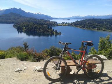 Circuito Chico en Bicicleta - Patagonia Bike Trips - www.patagoniabiketrips.com