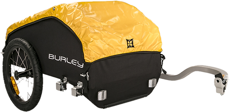 Burley nomad trailer png.png | Bike trailersr | Cycletouring with trailer | Cycling cargo trailer | Viajar en bici con trailer | Burley | El mejor trailer para bicicletas