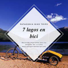 Alquila una Bici para hacer el camino de los 7 Lagos - Patagonia Bike Trips - www.patagoniabiketrips.com