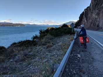 Seven 7 Lakes by Bike - Ciclotourism - Patagonia Bike Trips - www.patagoniabiketrips.com