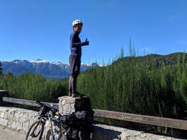 Bicycle Touring in Patagonia - Patagonia Bike Trips - www.patagoniabiketrips.com