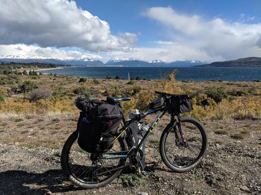 Lake nahuel Huapi - Ciclotourism -Patagonia Bike Trips - www.patagoniabiketrips.com