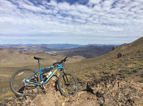 Villa Llanquin en Bicicleta  - Patagonia Bike Trips - www.patagoniabiketrips.com