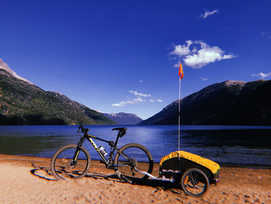7 Seven Lakes by Bike - Bicycle Rental - Patagonia Bike Trips - www.patagoniabiketrips.com