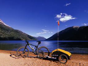 7 Seven Lakes by Bike - Bicycle Rental - Patagonia Bike Trips - www.patagoniabiketrips.com