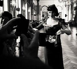 Le Cinema Lady de Colette Collerette