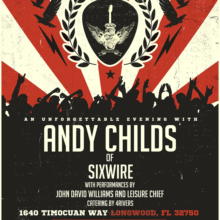 Andy Childs Live in Concert