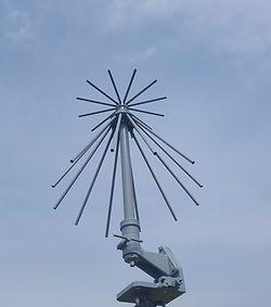 AT-197 Discone Antenna