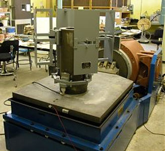 AS-1735 on Vibration Table