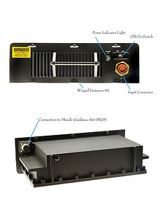 TVPC TOW Vehicle Power Conditioner