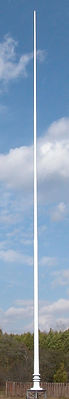 AS-5088/FRC 54 - Foot Self - Supporting Whip Antenna