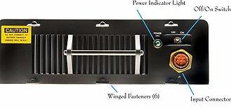 TVPC TOW Vehicle Power Conditioner