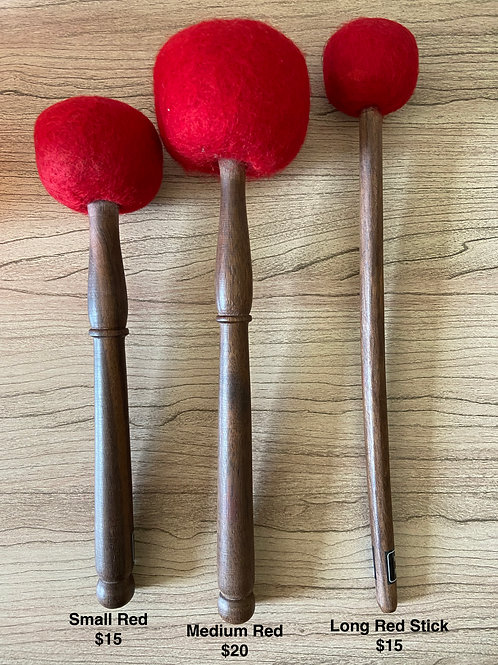 Red Top Mallet