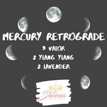 TDB  Mecury Retrograde