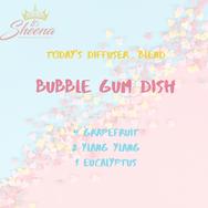 TDB Bubble Gum Dish