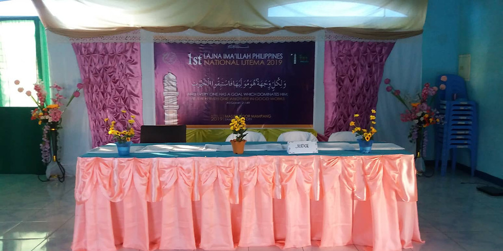 Lajna Imaillah 2nd National Ijtima