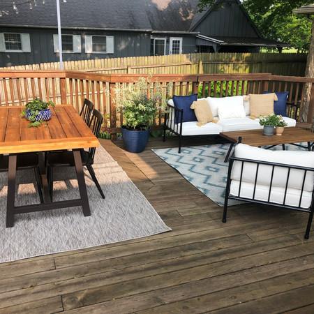 Outdoor Deck Installation - 2019
