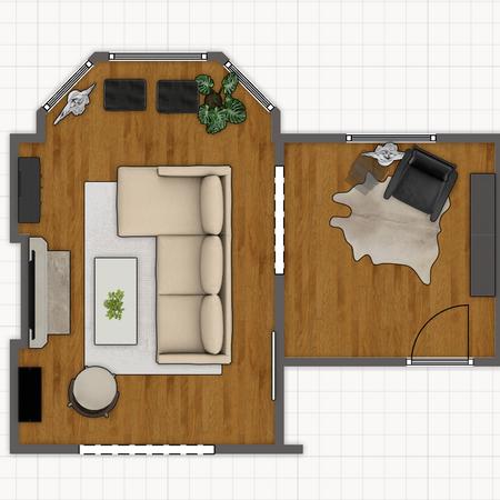 Floor Plan - 2020