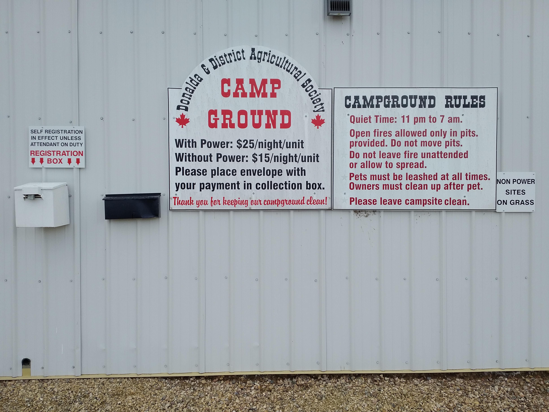 Campground Information