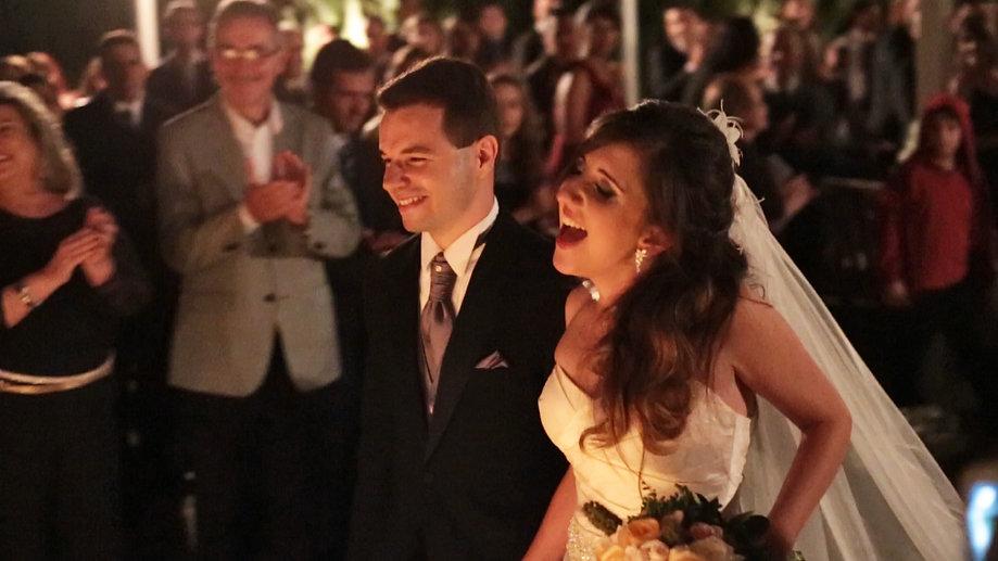Casamento Monique e Tiago - SP 2015