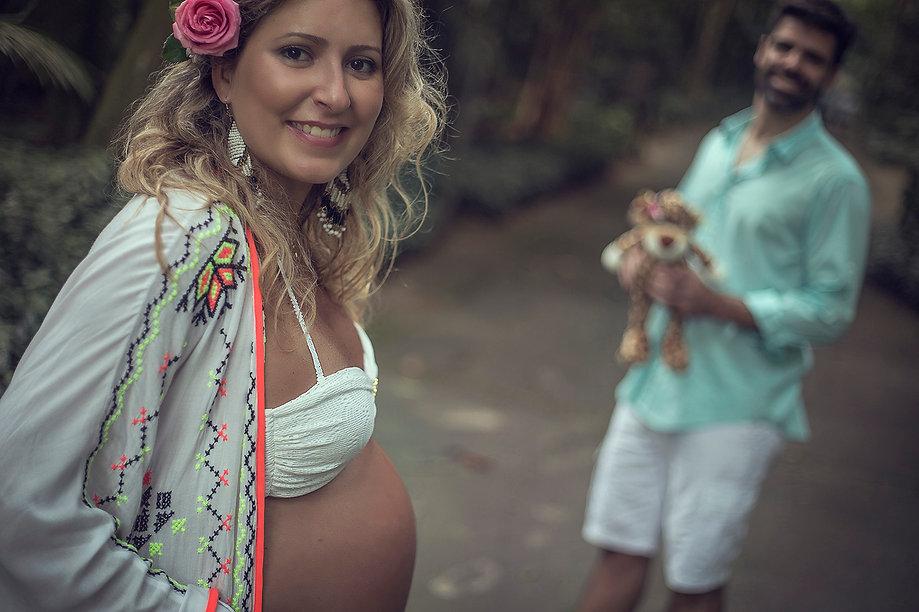 ensaio gestante débora quinderé - Natal - RN 2015