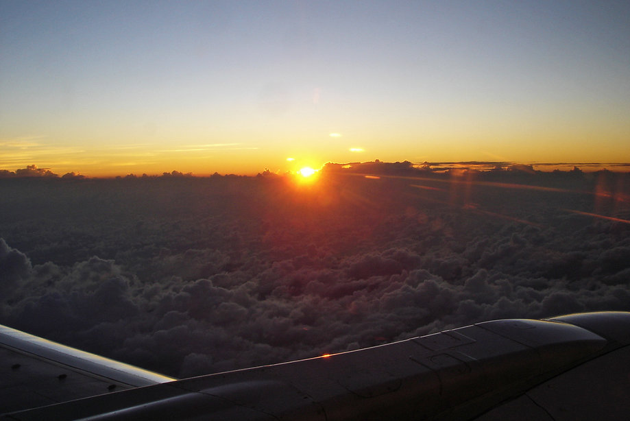 sobrevoando o nordeste 2008