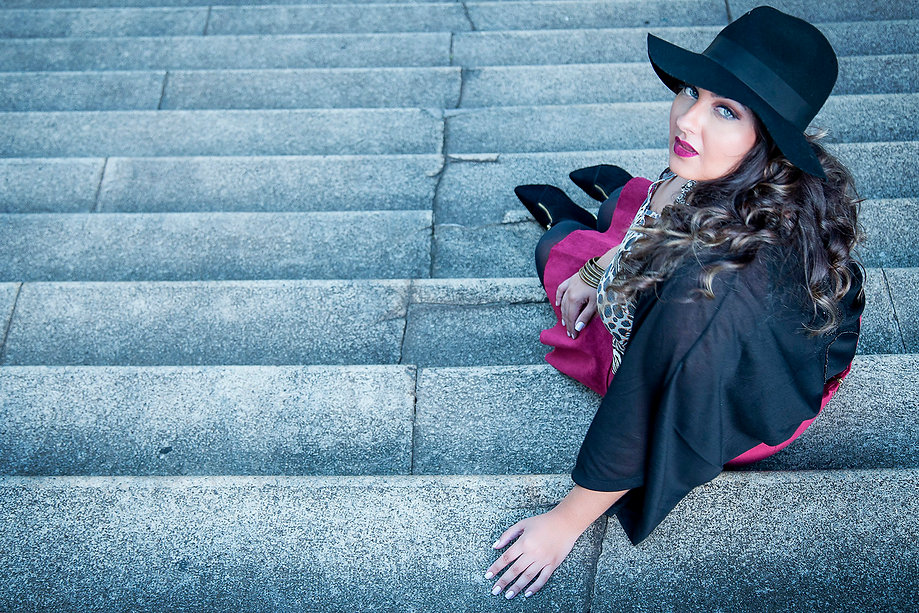 look book rouge marie inverno 2015