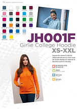 JH001f, Abi-Hoodie, Abi-Pullover, Frauen Pullover, Abschluss Pulli, Abitur