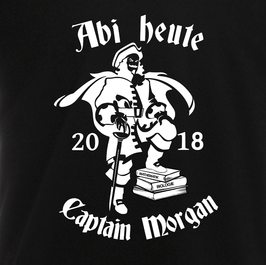 ABI heute Captain Morgan