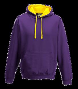 Purple / Sun Yellow