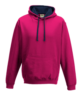Hot Pink / French Navy