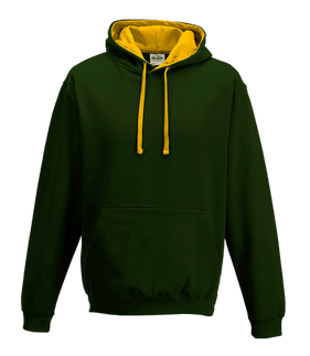 Forest Green / Gold