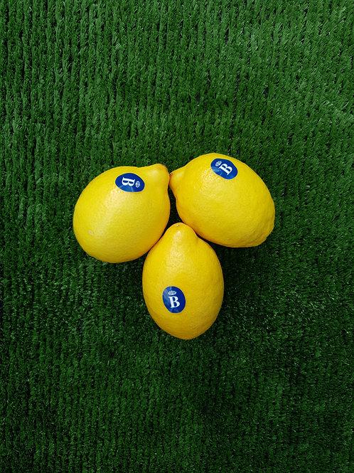 Lemons x 3