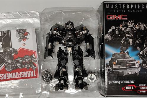 Transformers Movie Masterpiece MPM-6 Ironhide
