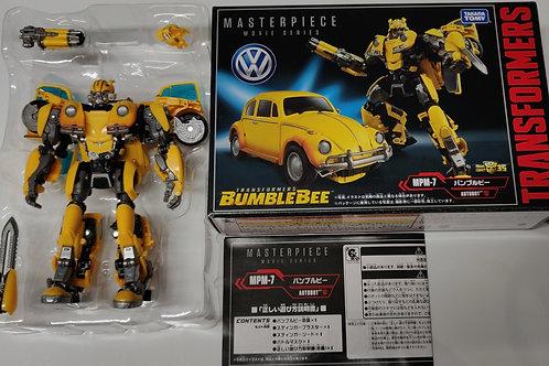 Transformers Movie Masterpiece MPM-7 Bumblebee