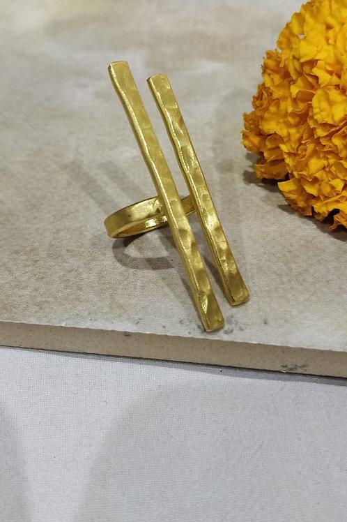 Signature H Ring