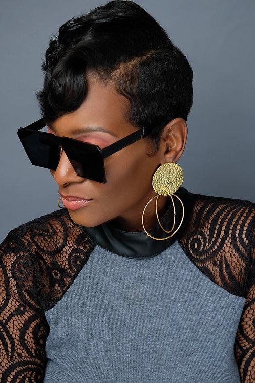 Kobe Earrings