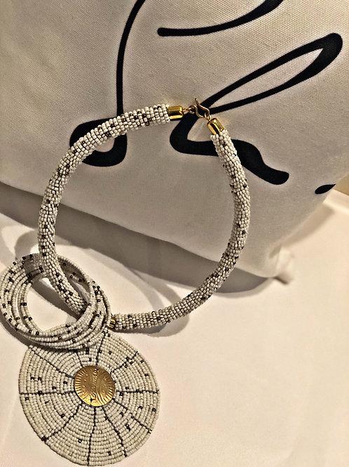 Wit Pendant Necklace Set