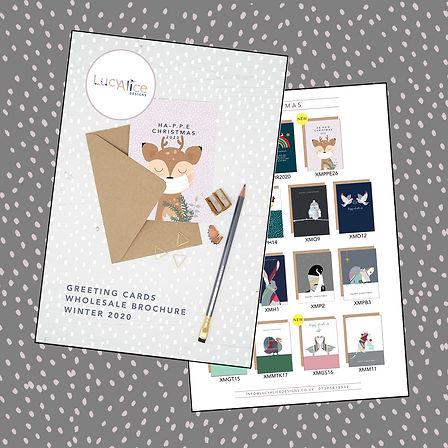 Greetings Card Wholesale Catalouge UK