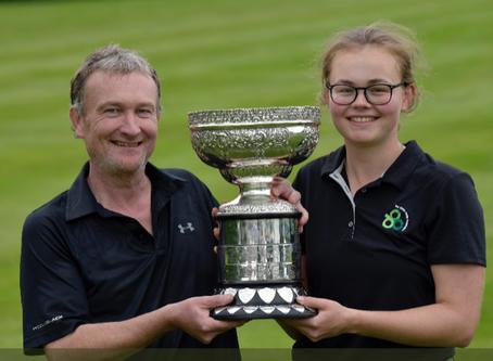 Annabel wins Irish Women's Close Championship