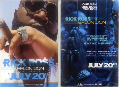 Rick Ross Teflon Don