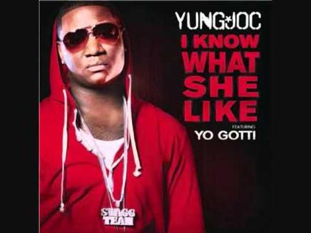 "Yung Joc "" I Know What She Like"""