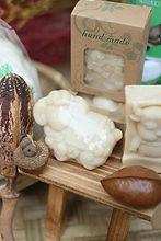 羊乳手工皂