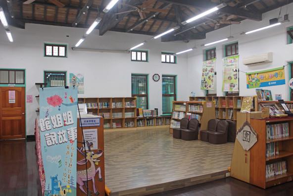 圖書館空間