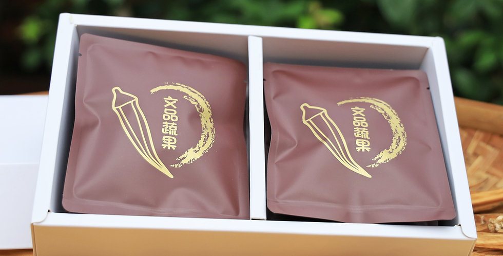 秋葵茶包可沖泡小包裝