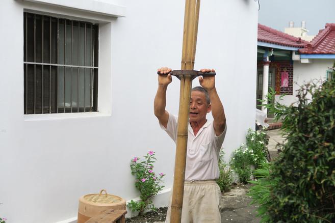 黃復興手工蒸籠