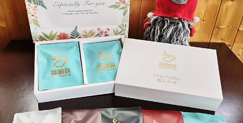 鹿咖啡濾掛禮盒