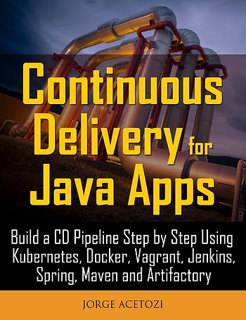 Continuous Delivery For Java Apps [e-book]